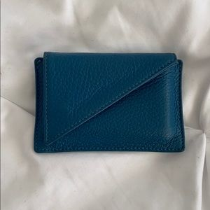 Holly and Tanager Card holder